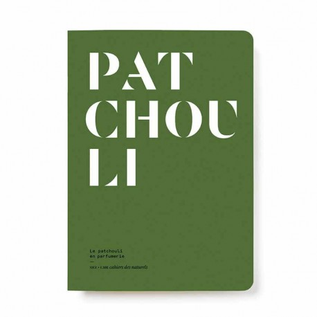 NEZ + LMR The naturals notebook - Patchouli
