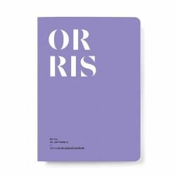NEZ + LMR The naturals notebook - ORRIS
