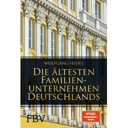 """Buch """"Die ältesten Familienunternehmen Deutschlands"""""""