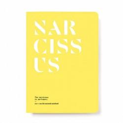 NEZ + LMR The naturals notebook - Narcissus