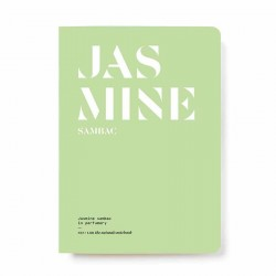 NEZ + LMR The naturals notebook - Jasmin