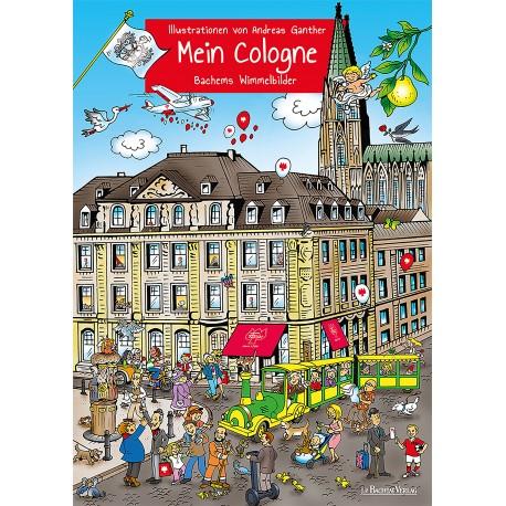 """Wimmelbilderbuch """"Mein Cologne"""""""