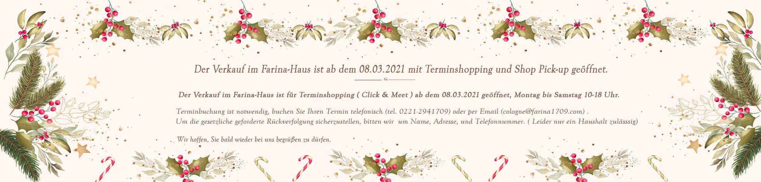 Terminshopping (Click&Meet)
